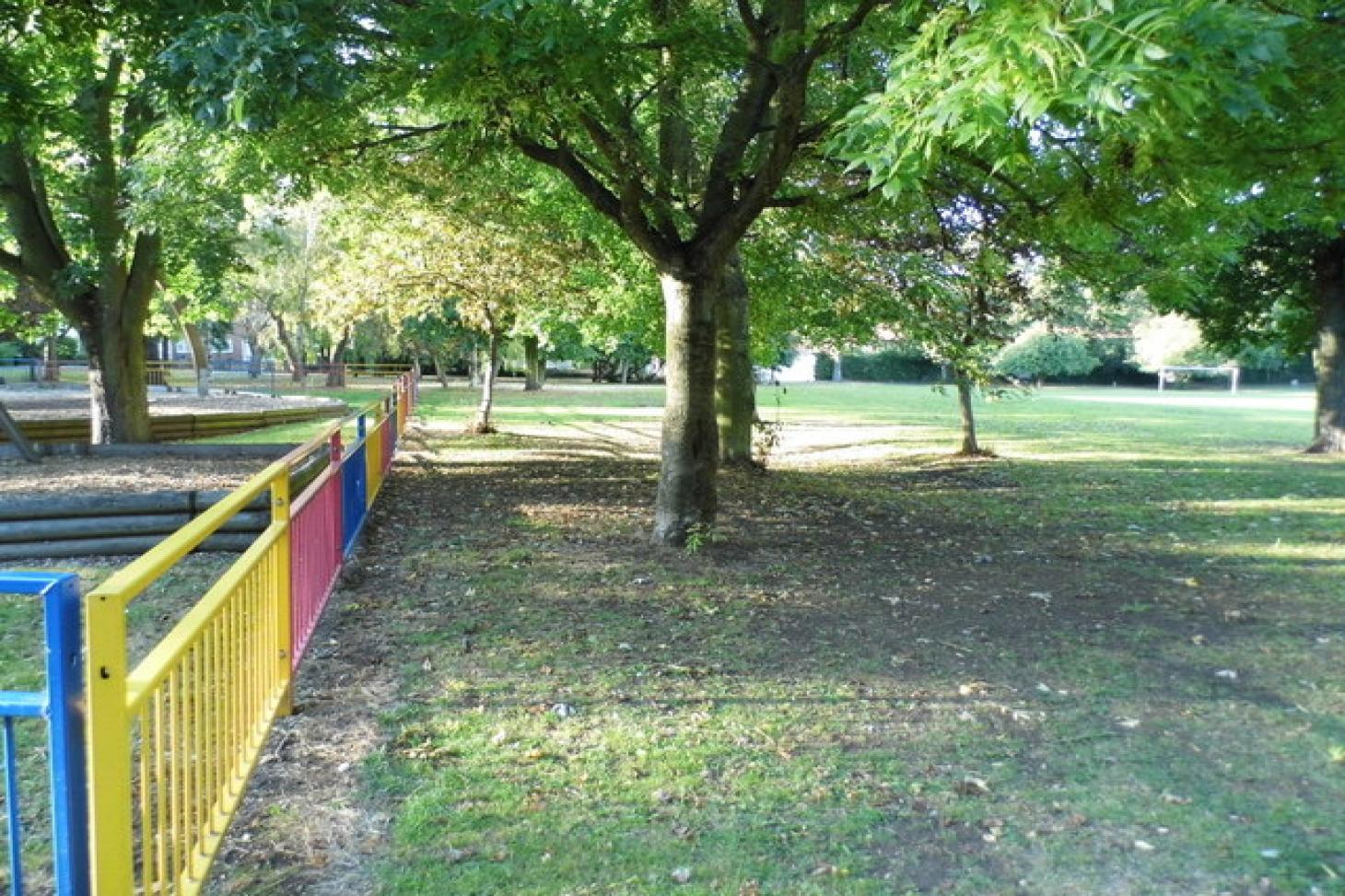 Stanmore Recreation Ground 11 a side | Grass football pitch