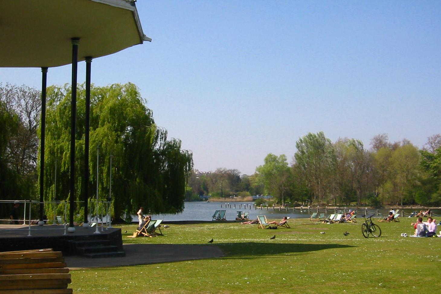 Regents Park Tennis & Cricket Full size | Grass cricket facilities