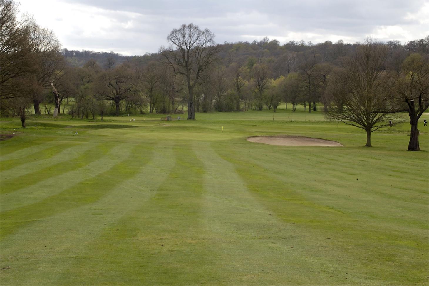 Richmond Park Golf Courses 18 hole golf course