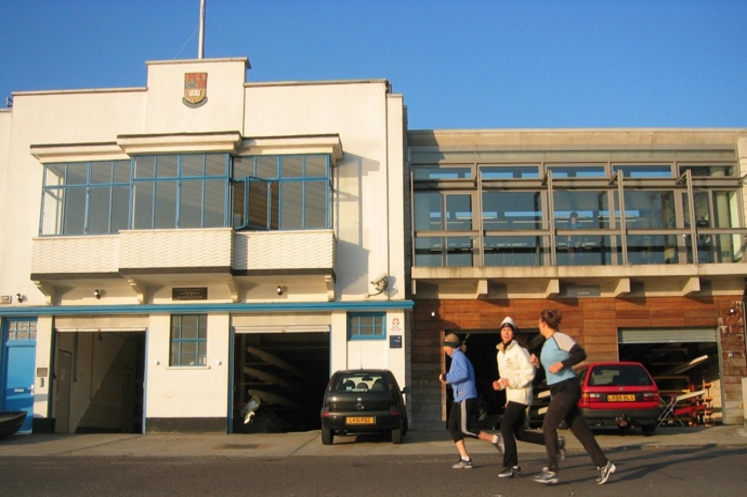 Imperial College Boathouse Gym gym