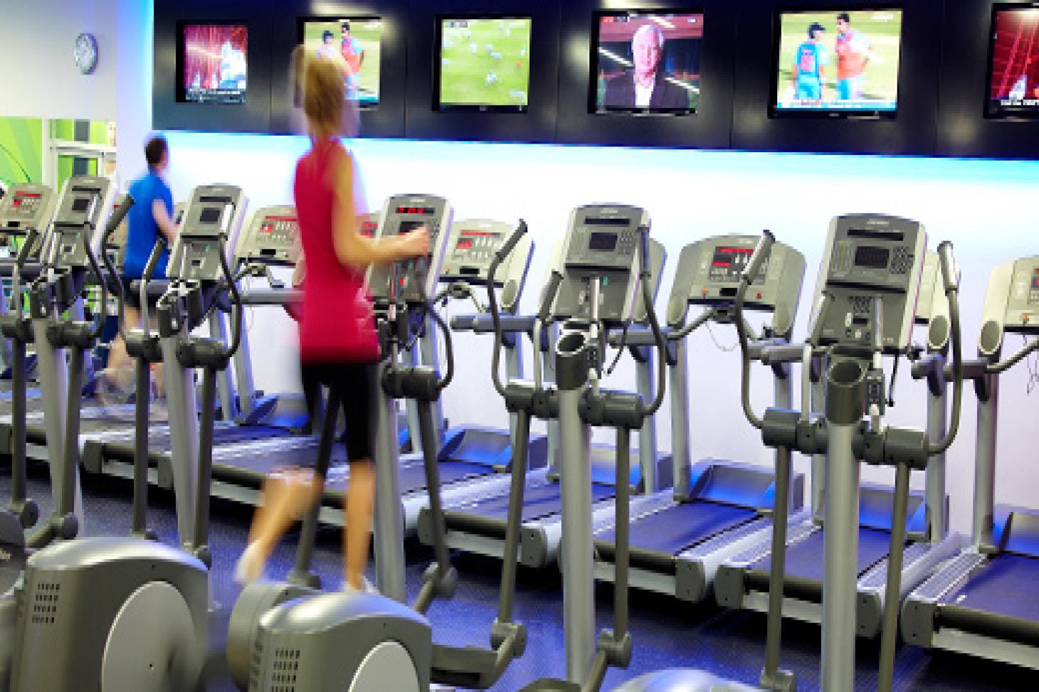 Fitness First Wembley Gym gym