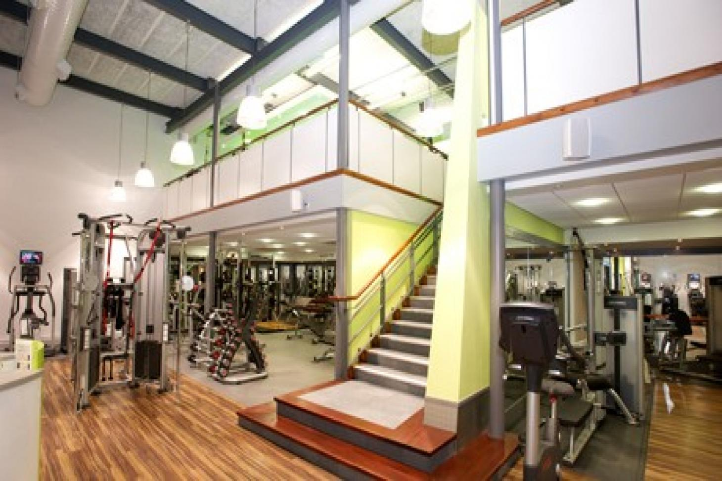 Nuffield Health Covent Garden Gym gym