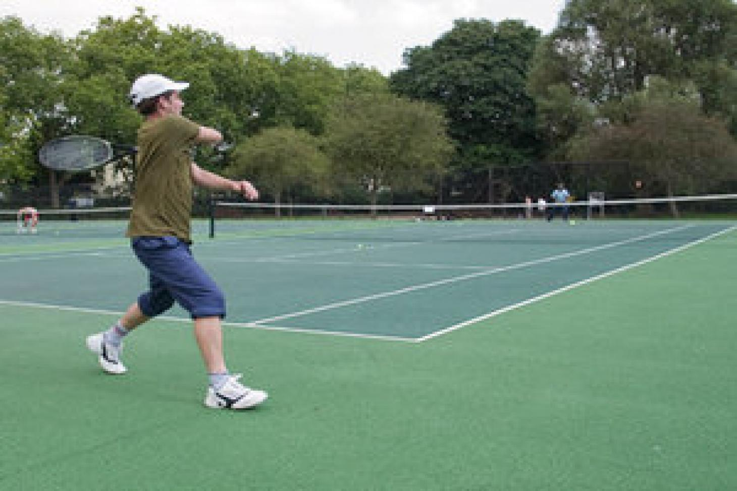 Parliament Hill School Tennis Courts Outdoor | Hard (macadam) tennis court