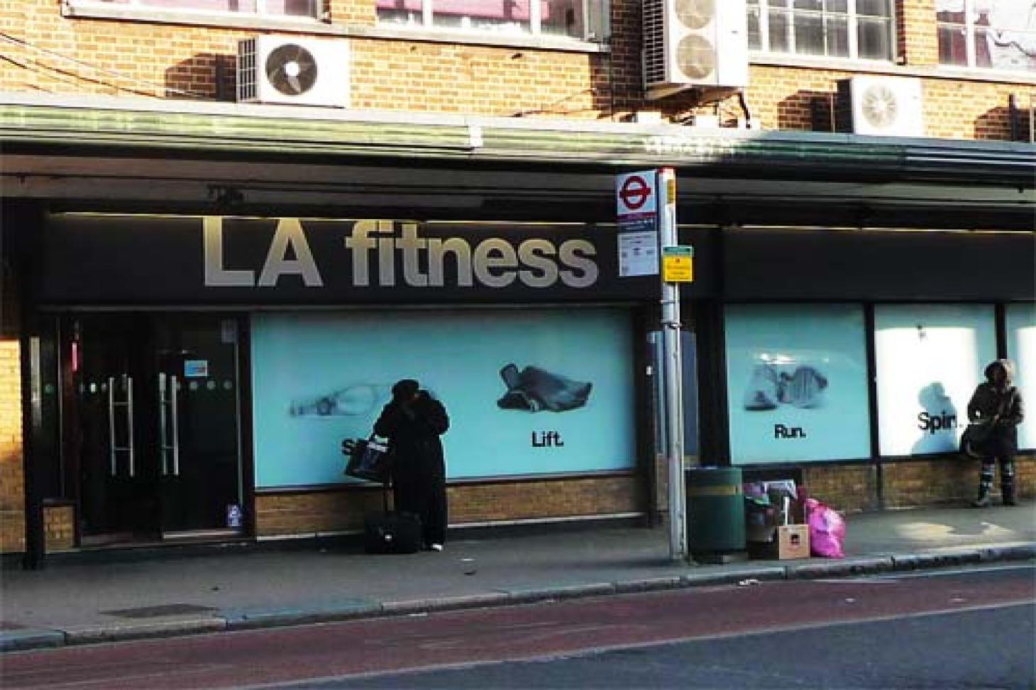 LA Fitness Sydenham  Gym gym