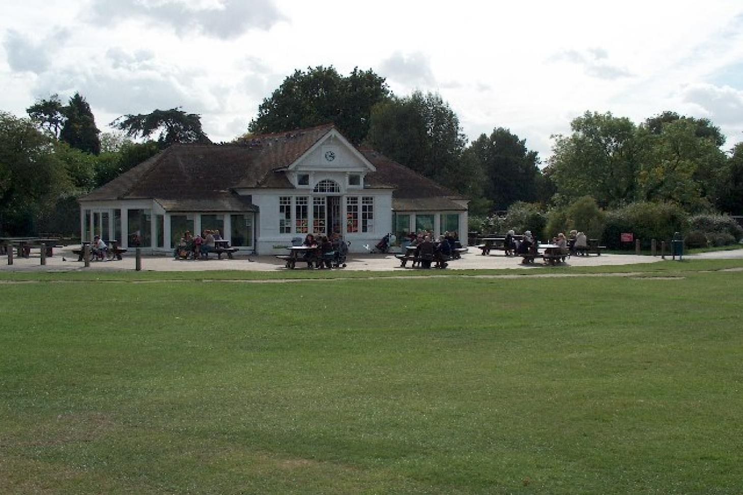 Dulwich Park Full size | Grass cricket facilities