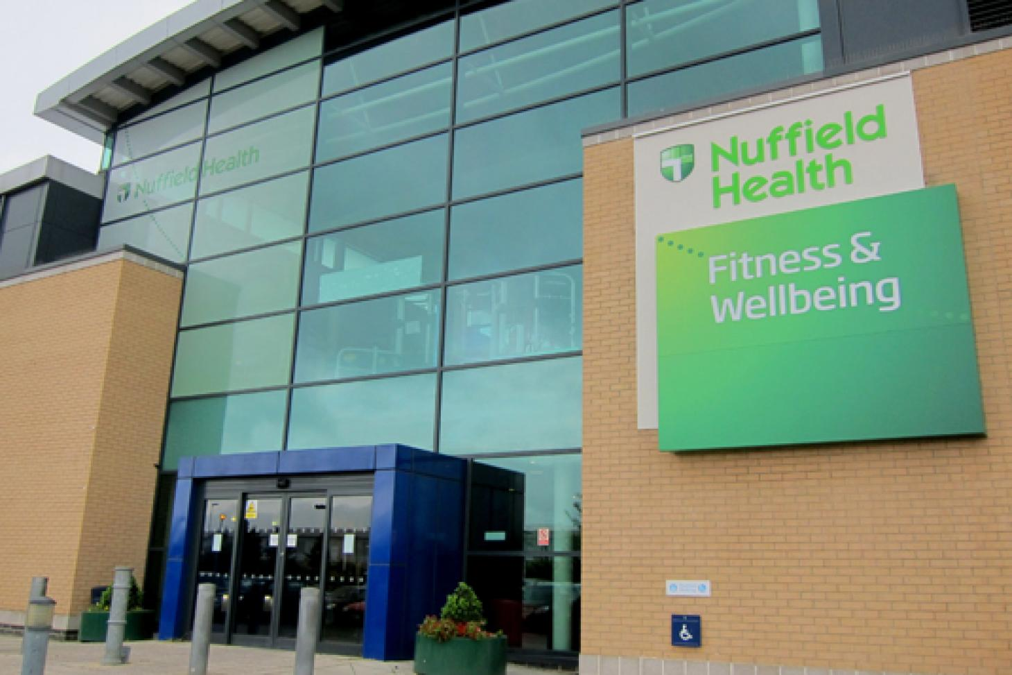 Nuffield Health Norbury Indoor swimming pool