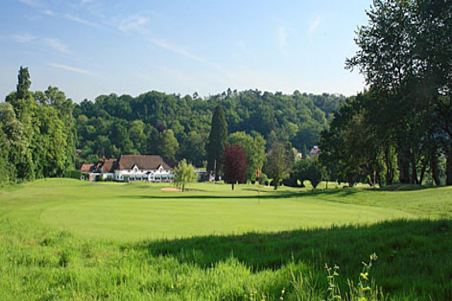 Croham Hurst Golf Club 18 hole golf course