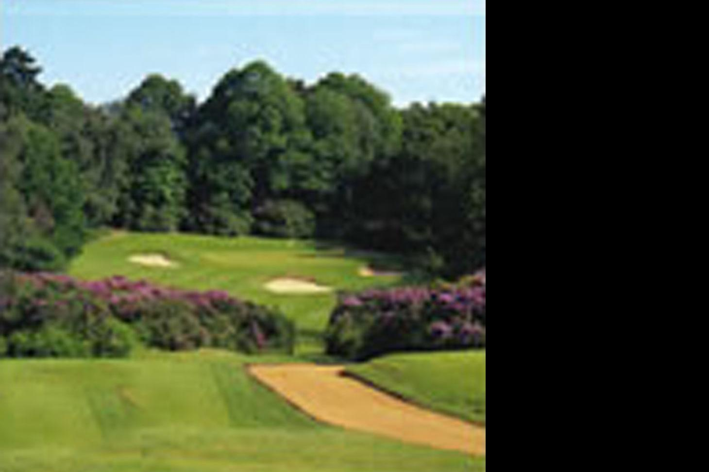 Coombe Hill Golf Club 18 hole golf course