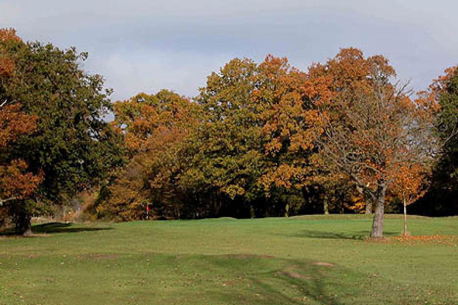 Royal Epping Forest Golf Club 18 hole golf course