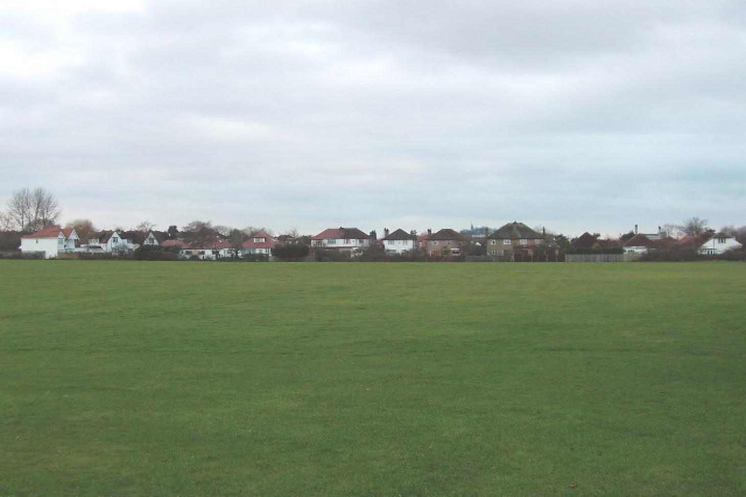 John Billam Sports Ground Union rugby pitch