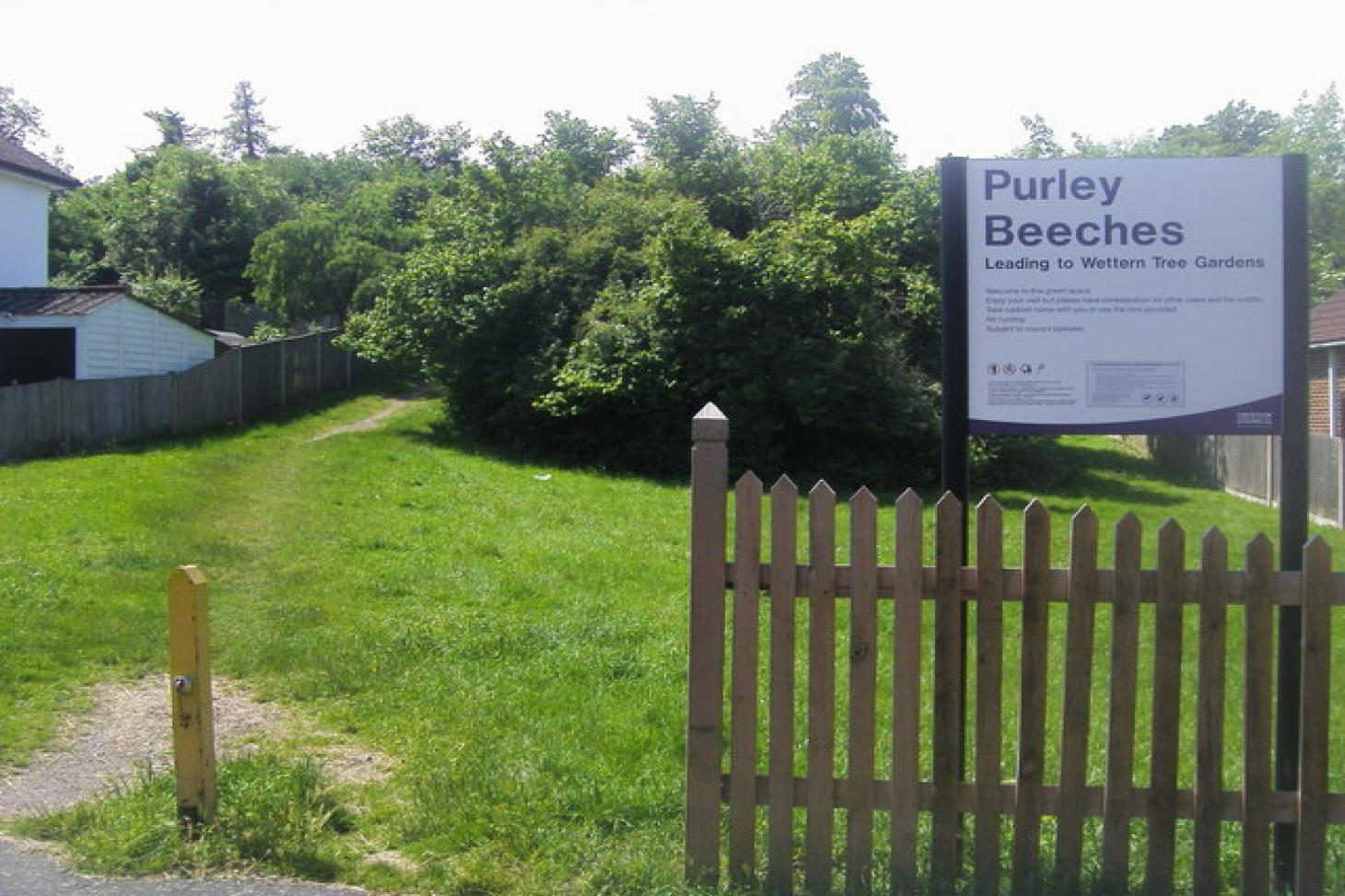 Purley Beeches Park Outdoor | Hard (macadam) tennis court