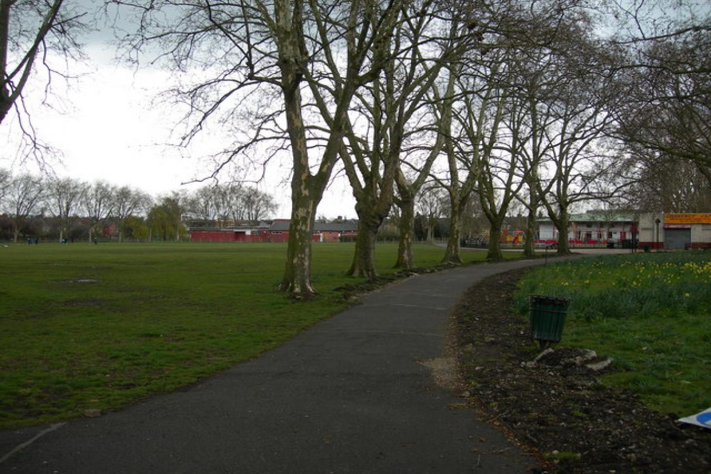 Chestnuts Park 5 a side | Concrete football pitch