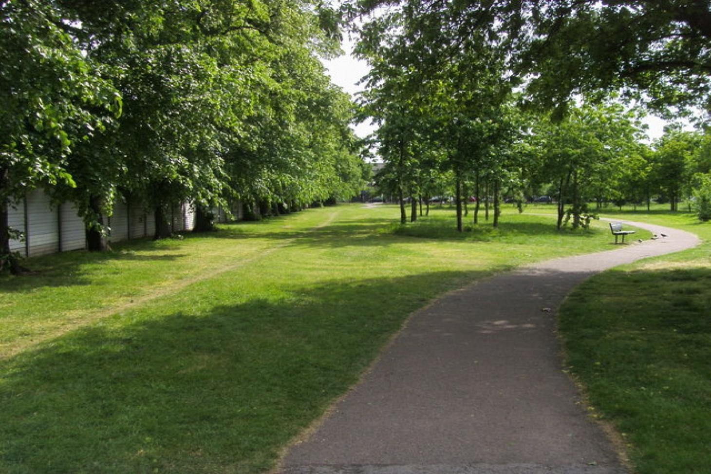 Down Lane Recreation Ground Outdoor | Hard (macadam) tennis court