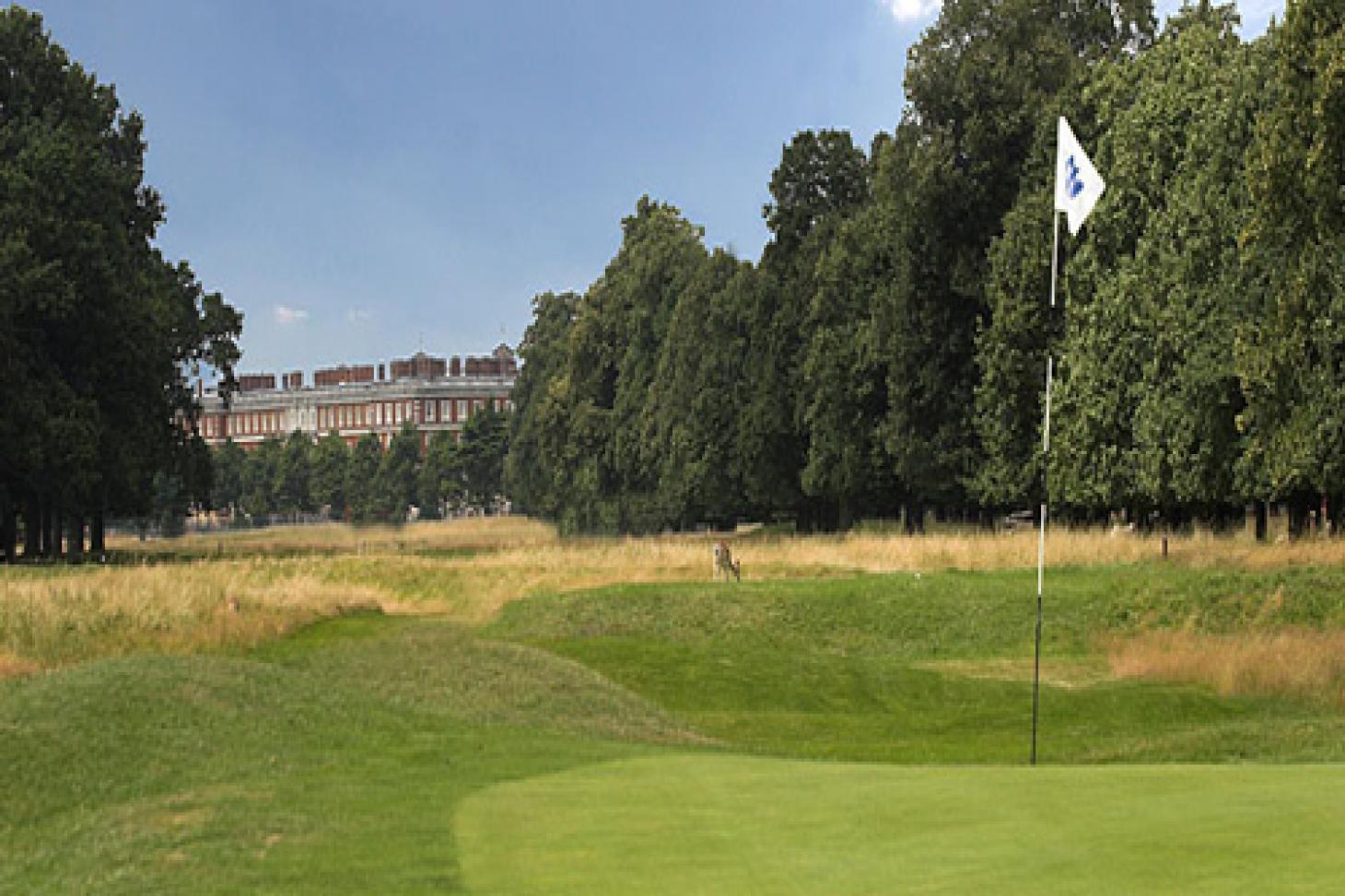 Hampton Court Palace Golf Club 18 hole golf course