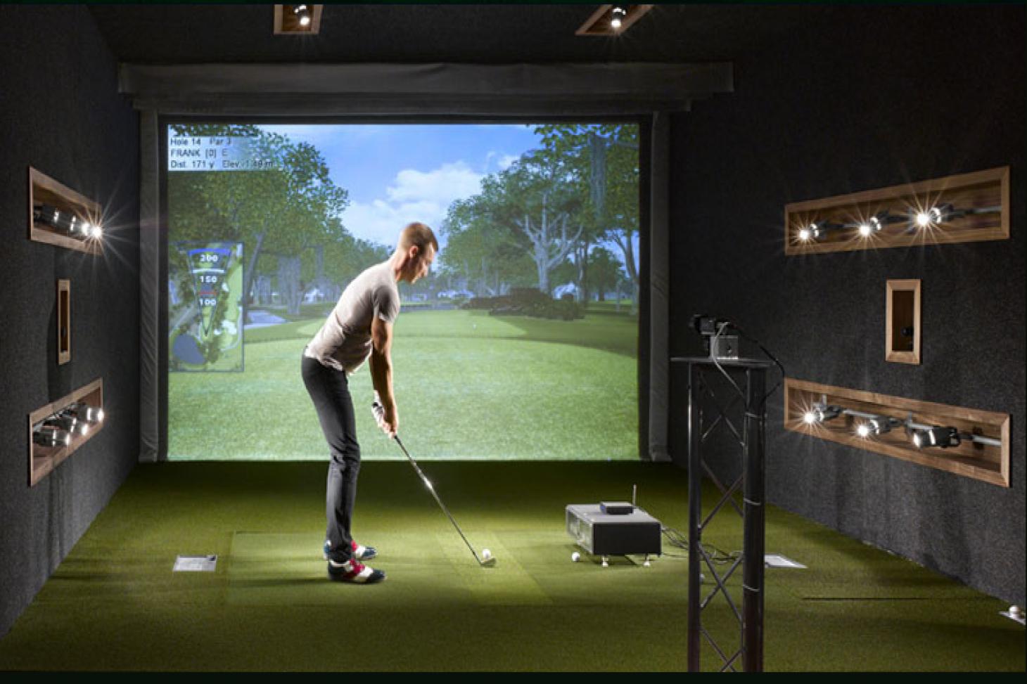 Urban Golf Soho 18 hole golf course