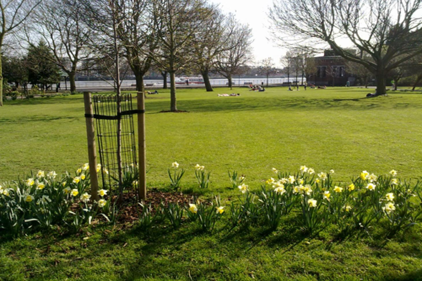 King Edward Memorial Park 11 a side | Concrete football pitch
