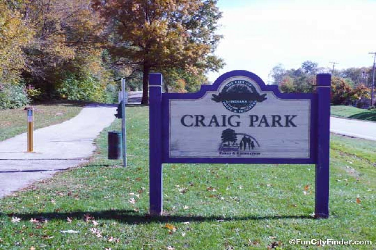 Craig Park Outdoor | Hard (macadam) tennis court