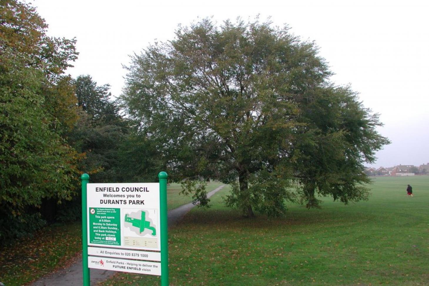 Durants Park Outdoor | Hard (macadam) tennis court