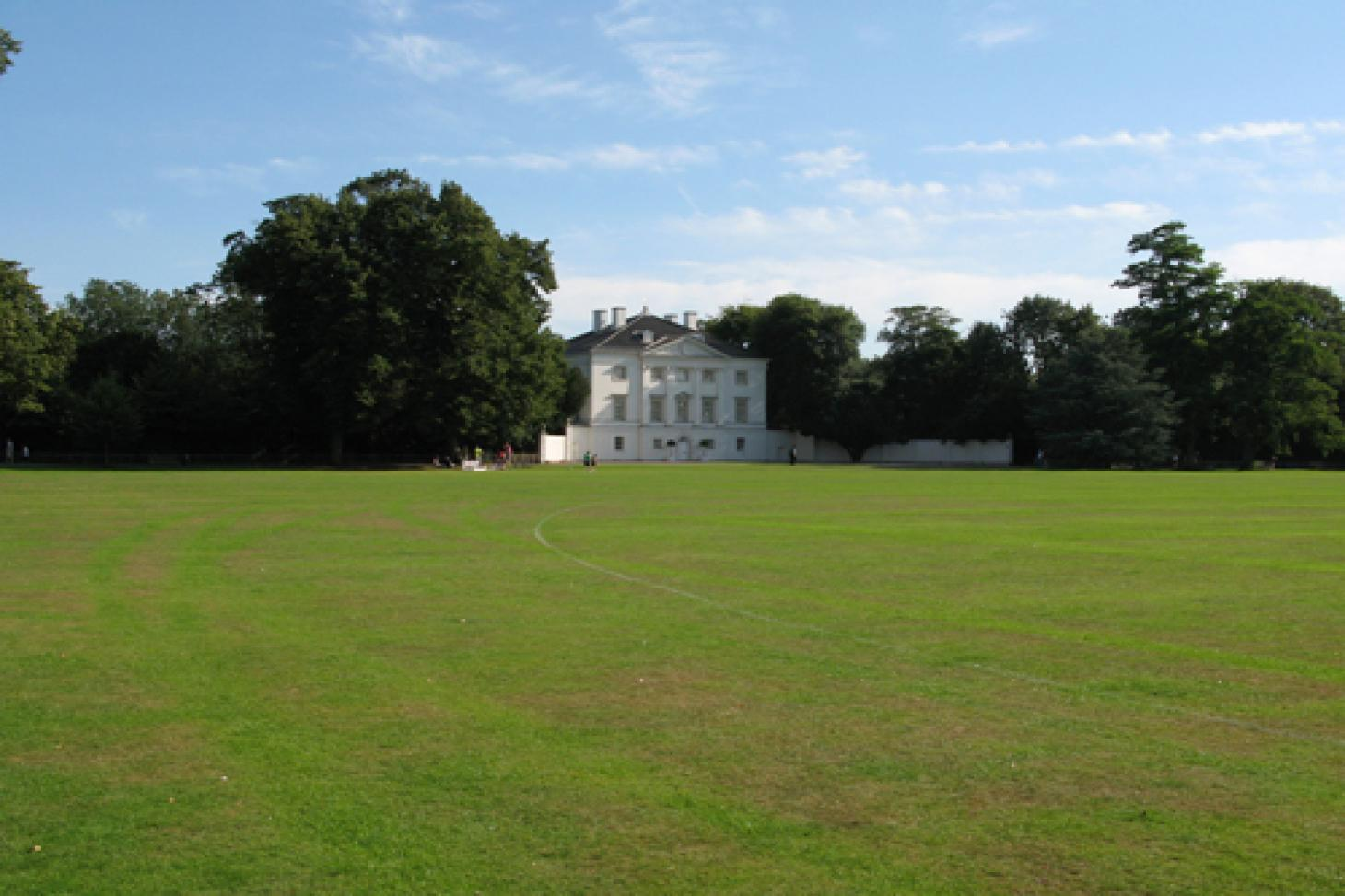 Marble Hill Park 11 a side | Grass football pitch