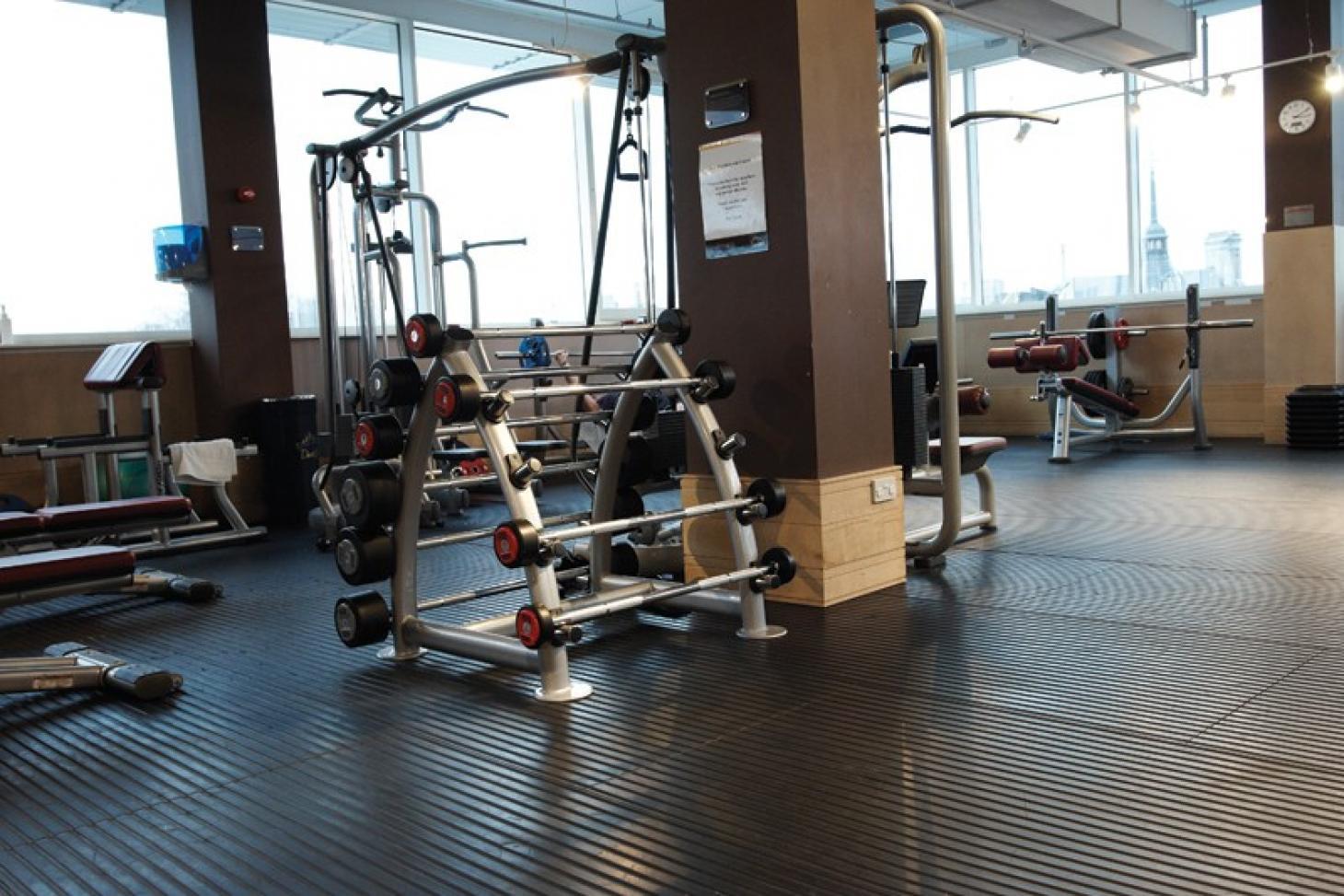 David Lloyd Fulham Gym gym