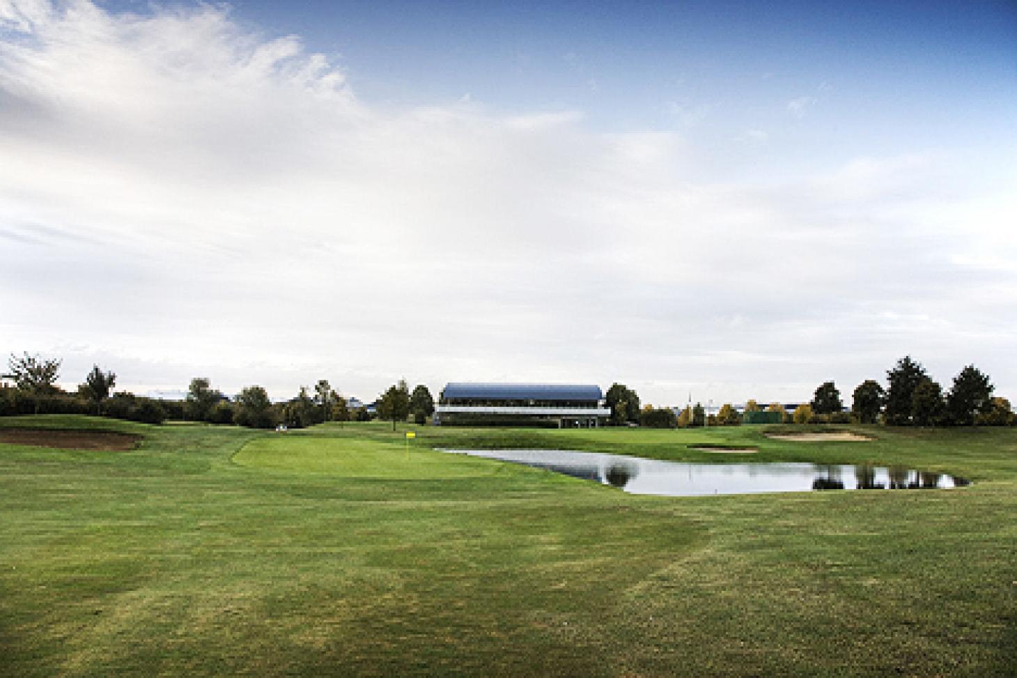Stockley Park 18 hole golf course