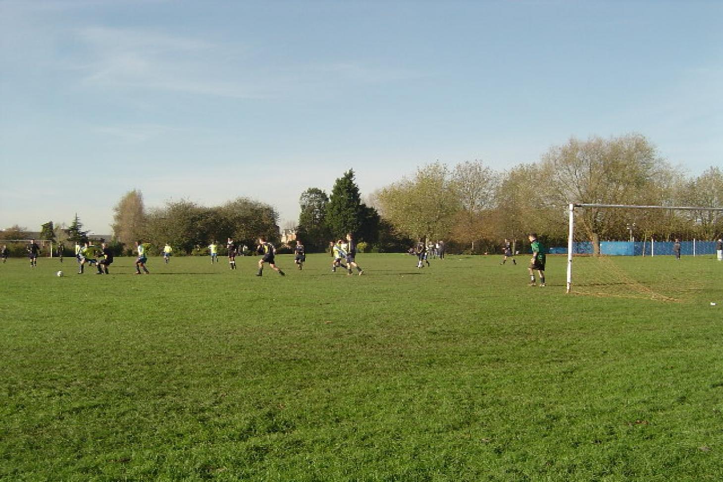 Roxbourne Park 11 a side | Grass football pitch