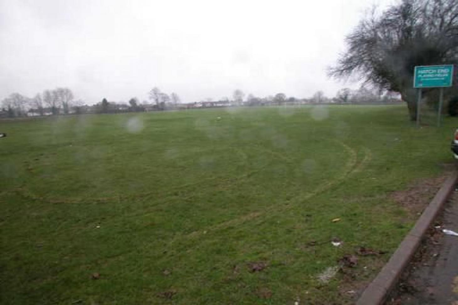 Hatch End Playing Fields Full size | Grass cricket facilities
