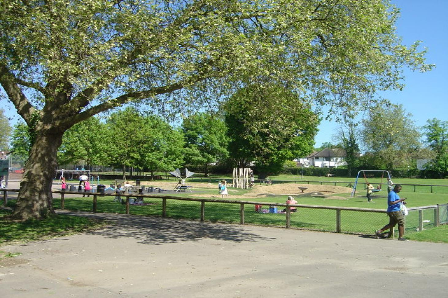 Harrow Weald Recreation Ground Outdoor | Hard (macadam) tennis court