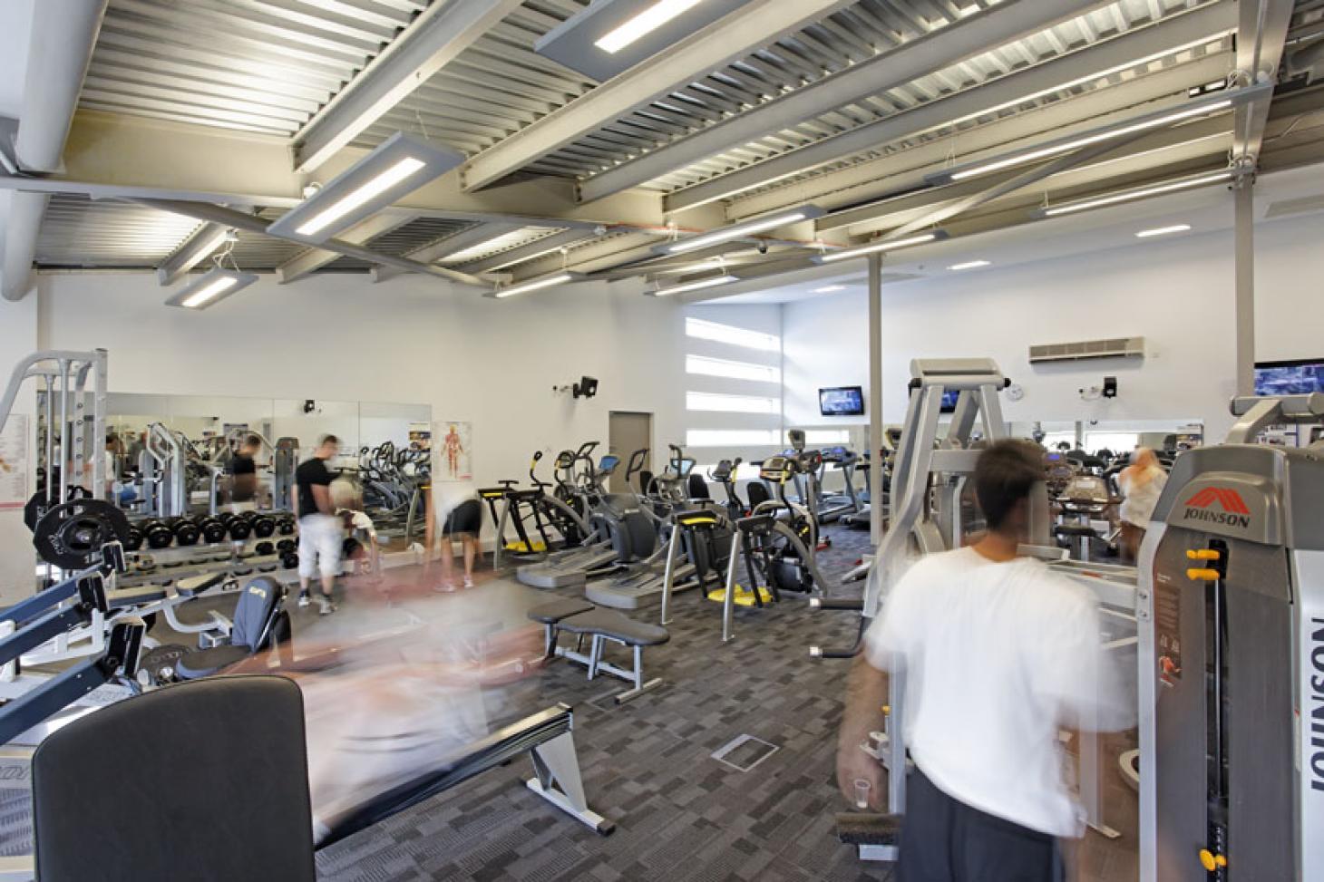 Little Venice Sports Centre Gym gym