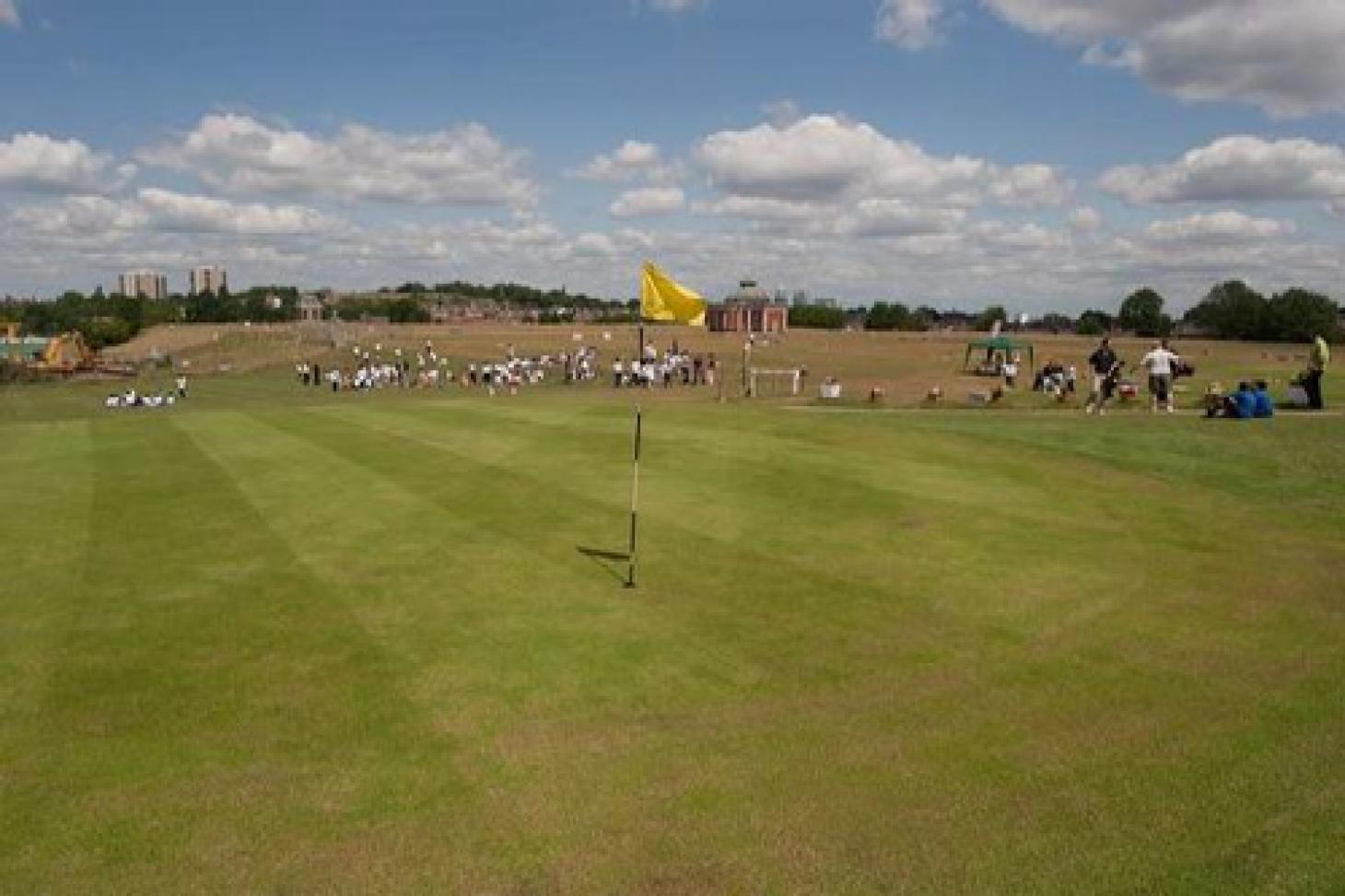 Aquarius Golf Club 9 hole golf course
