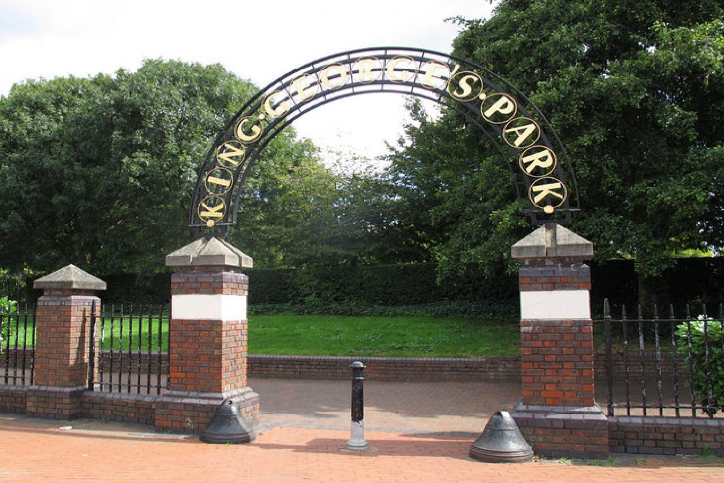King George's Park Outdoor | Hard (macadam) tennis court