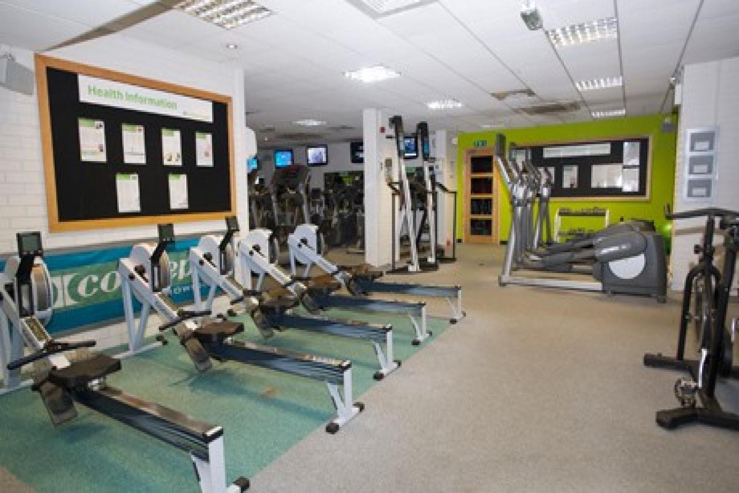 Nuffield Health Battersea Gym gym