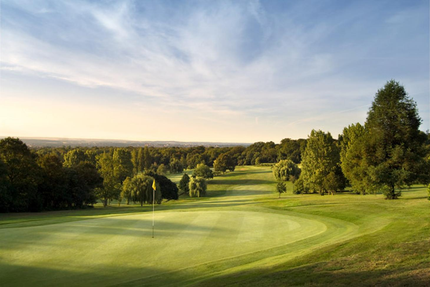 Shooters Hill Golf Club 18 hole golf course