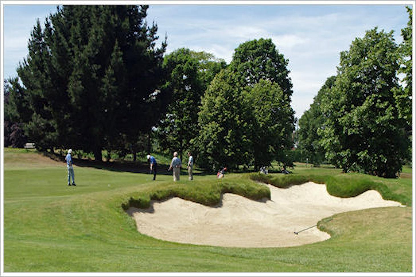 The Richmond Golf Club 18 hole golf course