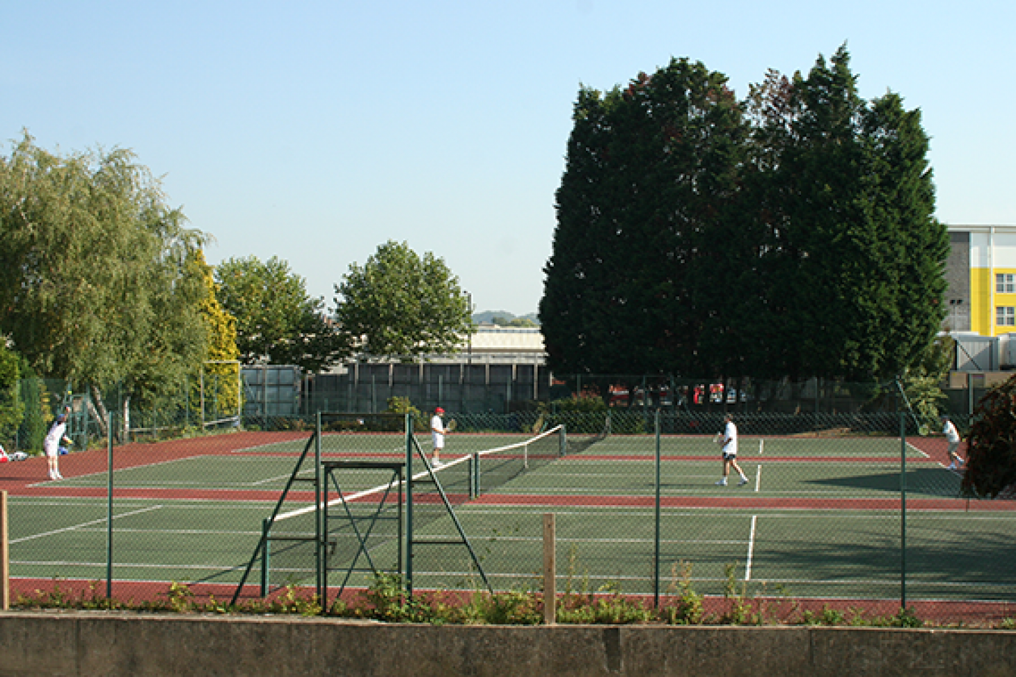 West Norwood Lawn Tennis Club Outdoor | Hard (macadam) tennis court