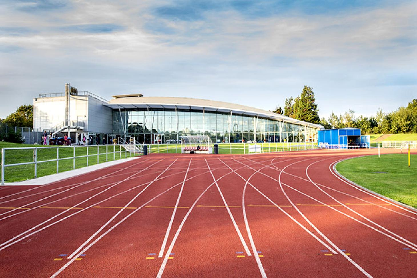 Lee Valley Athletics Centre (Outdoor) Outdoor | Synthetic rubber athletics track
