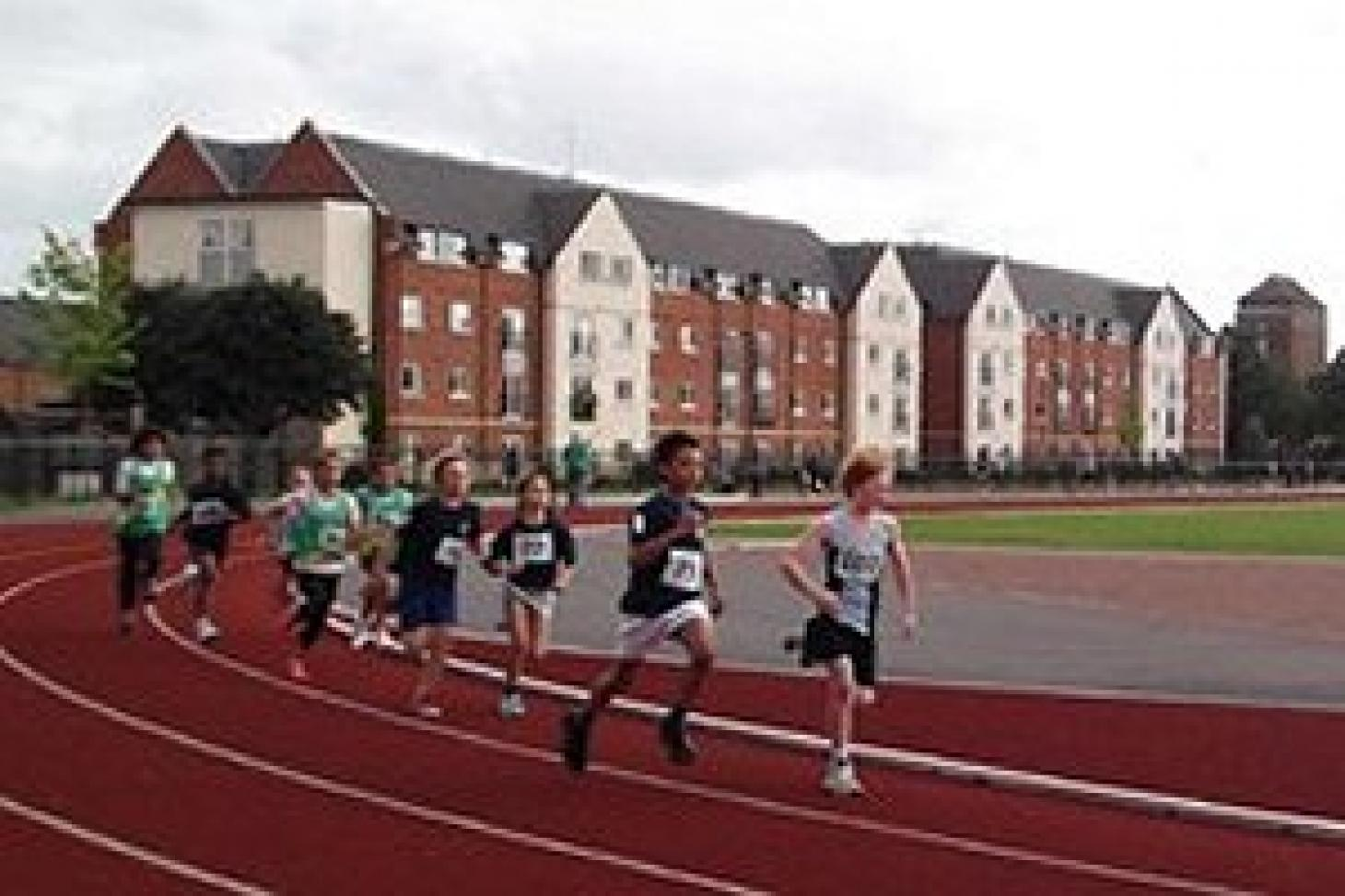 Osterley Sports and Athletics Centre Outdoor | Synthetic rubber athletics track