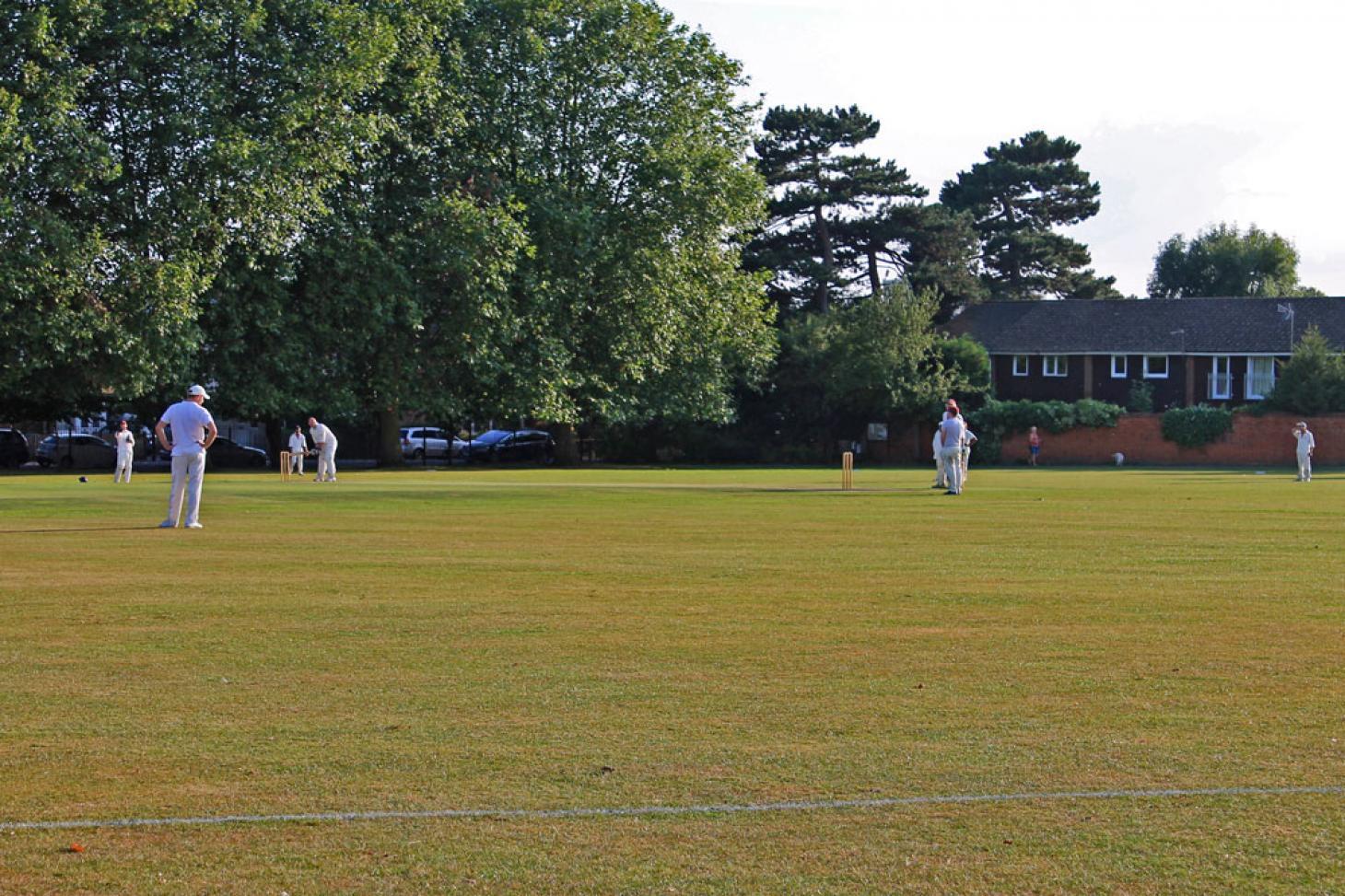 Cottenham Park Full size   Grass cricket facilities