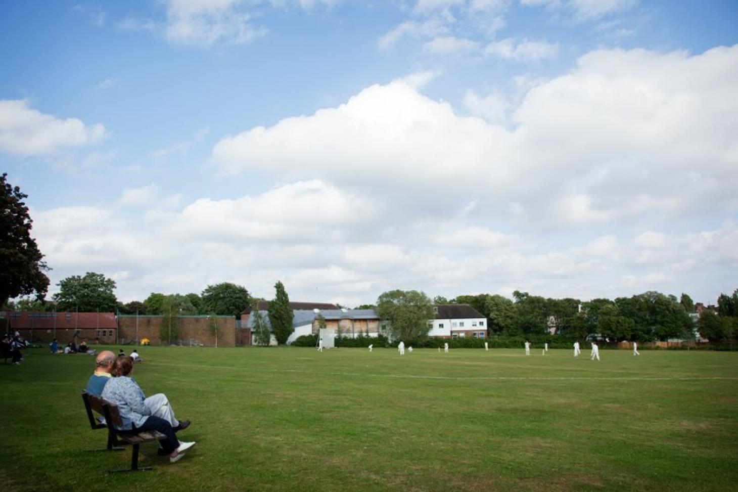 Parliament Hill Nets | Artificial cricket facilities
