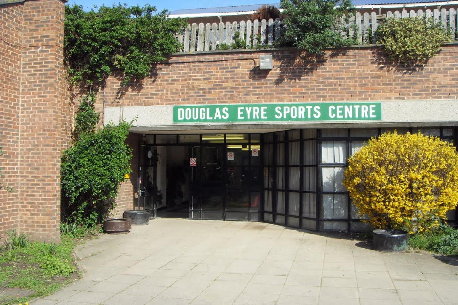Douglas Eyre Sports Centre Nets | Artificial cricket facilities