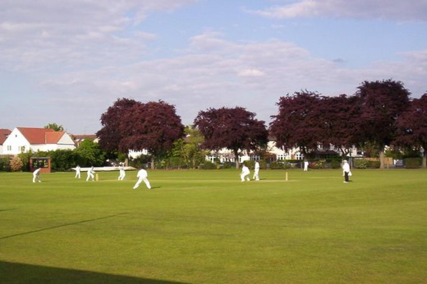 Barnes Sports Club Full size | Grass cricket facilities