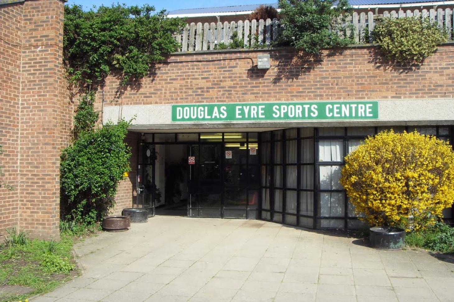 Douglas Eyre Sports Centre 11 a side | Grass football pitch
