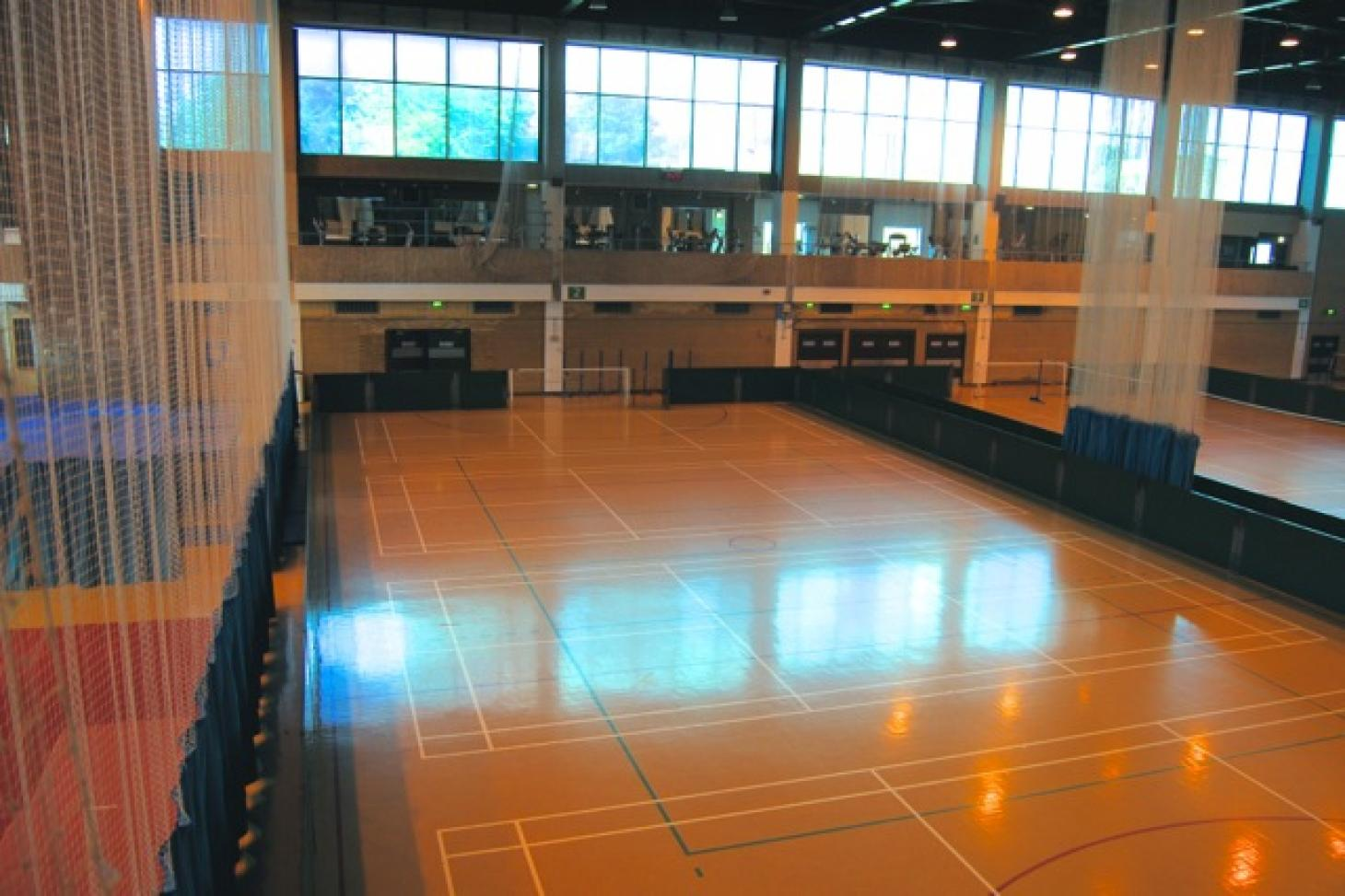 Sobell Leisure Centre 5 a side | Indoor football pitch