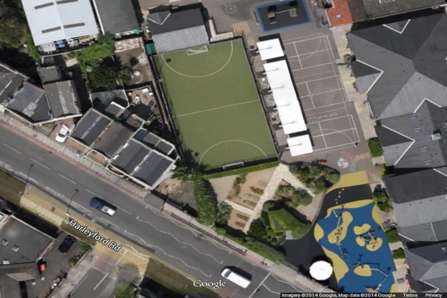 Lilian Baylis Old School 5 a side | Astroturf football pitch