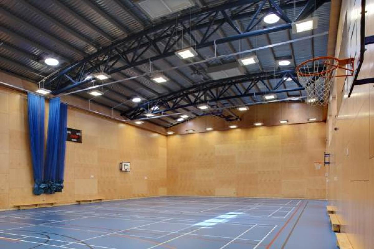 Swiss Cottage Leisure Centre 5 a side | Indoor football pitch