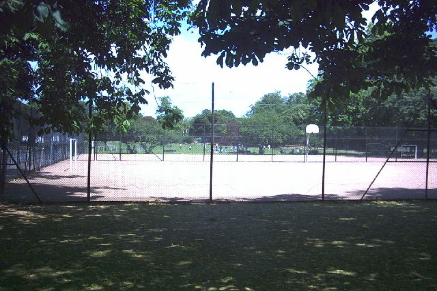 Agnes Riley Gardens 5 a side | Astroturf football pitch