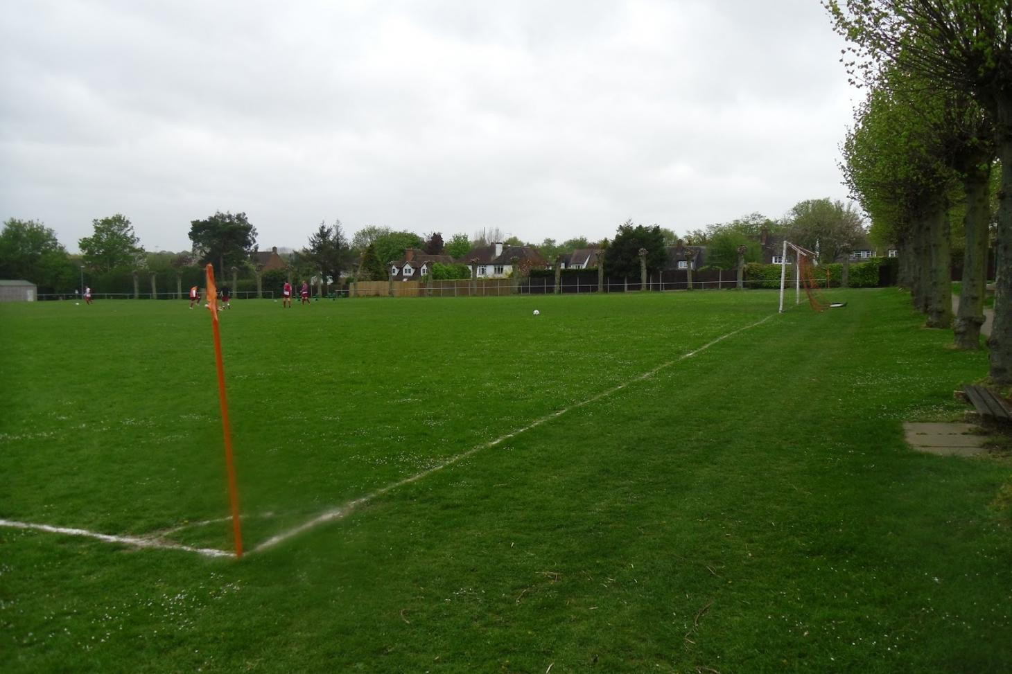 North Enfield Recreation Ground 11 a side | Grass football pitch