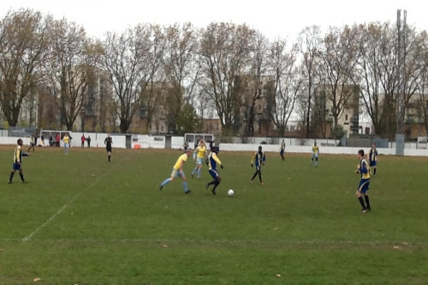 Mayesbrook Park 11 a side | Astroturf football pitch