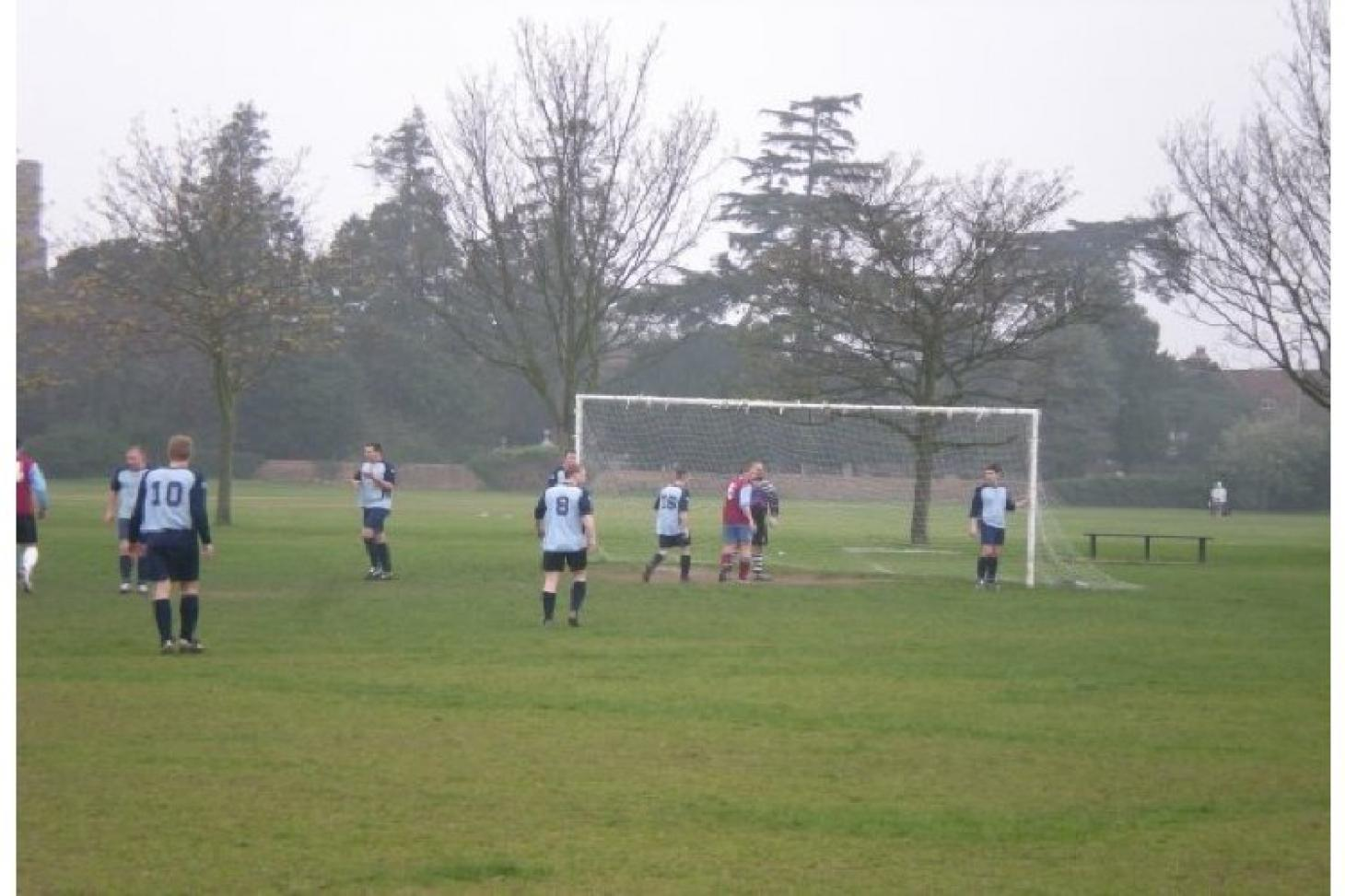 Coney Green 11 a side | Grass football pitch
