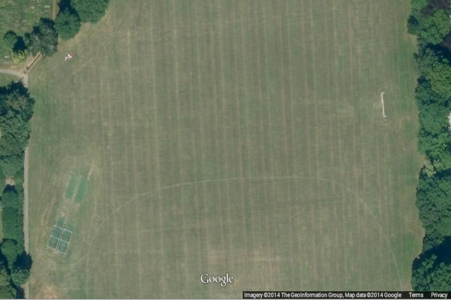 Cudham Recreation Ground 11 a side | Grass football pitch